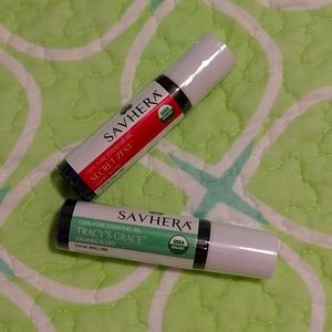 Roll-on Essential Oils by Savhera sealed brand new